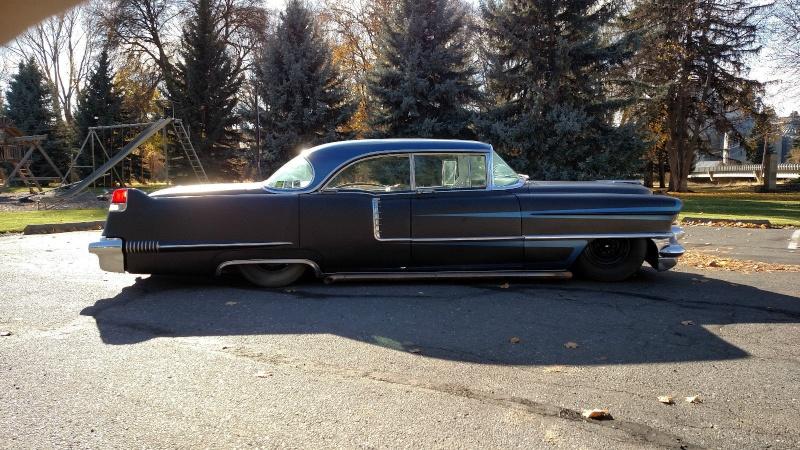Cadillac 1954 -  1956 custom & mild custom - Page 3 436