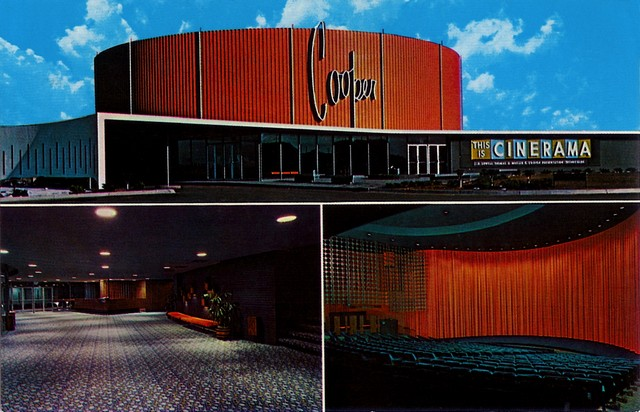 Cooper Cinerama - architect Richard Crowther - Denver USA -  623