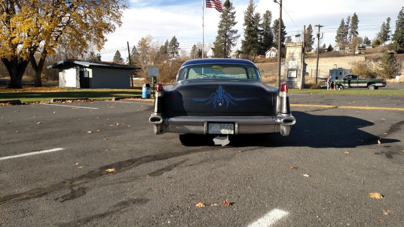 Cadillac 1954 -  1956 custom & mild custom - Page 3 628