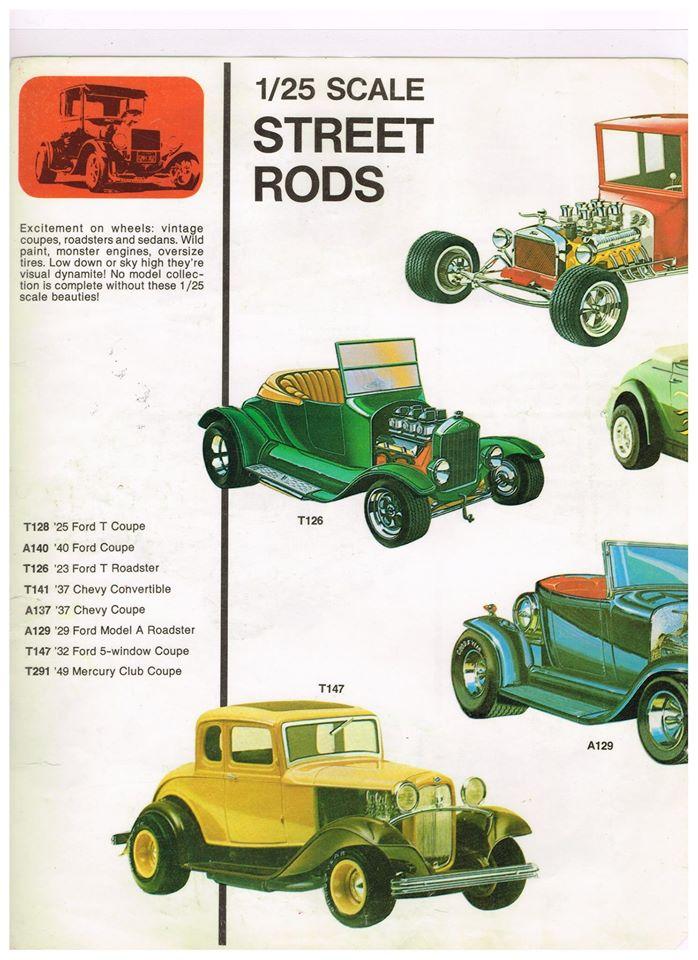 Vintage model kit ad - publicité - Page 2 77477210