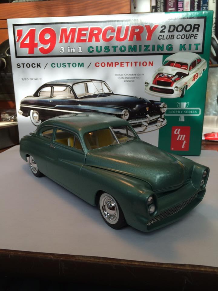 Vintage built automobile model kit survivor - Hot rod et Custom car maquettes montées anciennes - Page 4 94227010