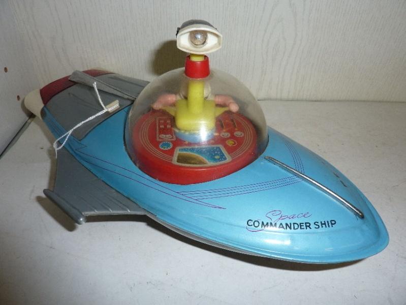 Jouets Spaciaux - Sci-Fi Toys _5718