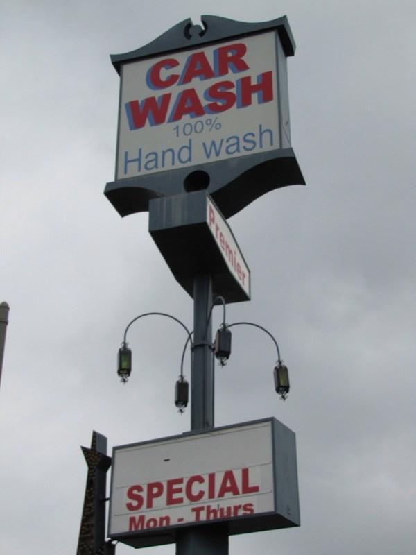 Car Wash 1950s - 1960s - Centre de lavage auto Bbe7f010