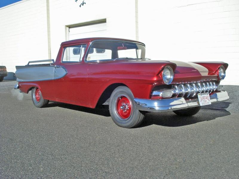 Ford 1957 & 1958 custom & mild custom  - Page 7 Dsc08110