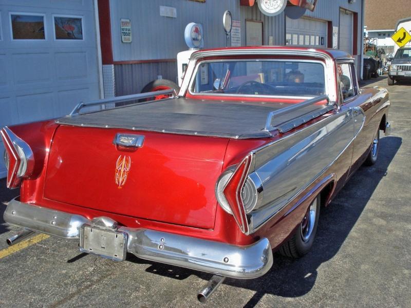 Ford 1957 & 1958 custom & mild custom  - Page 7 Dsc08112