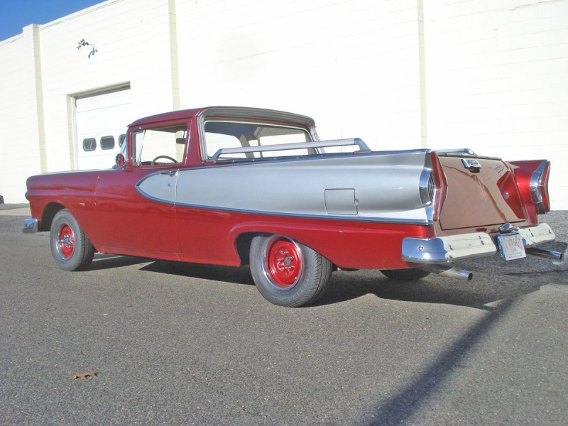Ford 1957 & 1958 custom & mild custom  - Page 7 Dsc08115