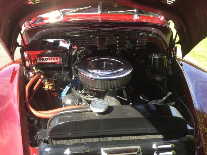 Chevrolet 1946 - 48 custom & mild custom - Page 2 Engine10