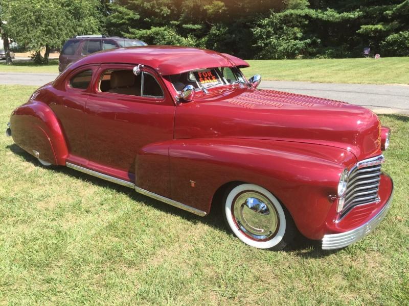 Chevrolet 1946 - 48 custom & mild custom - Page 2 Full10