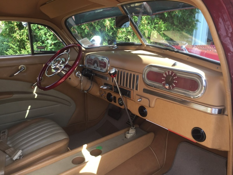 Chevrolet 1946 - 48 custom & mild custom - Page 2 Interi12
