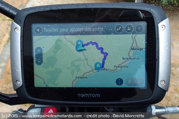 GPS TomTom Rider 40, 400 et 400 Premium Pack Ajout-10