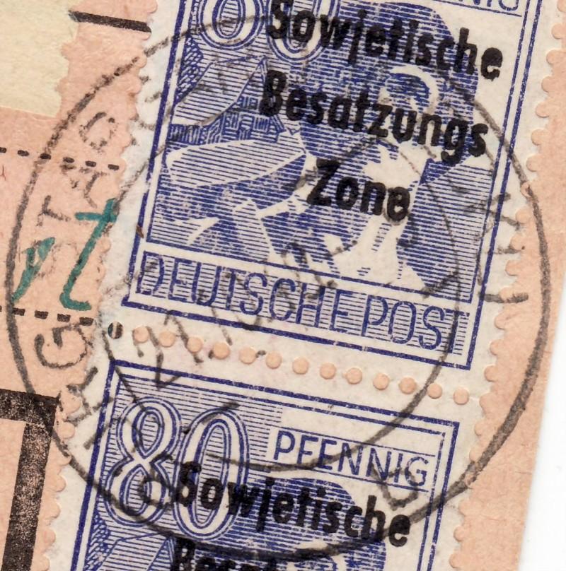 Mecklenburg - Ortsstempel aus Mecklenburg-Vorpommern - Seite 2 Burg_s10