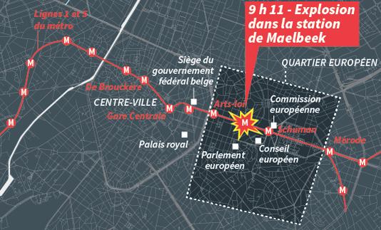 Bruxelles 22 mars 2016 48879110