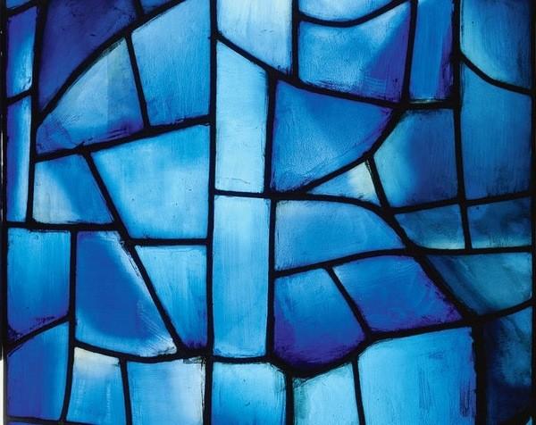 Point sur le vitrail contemporain en France. Compos10