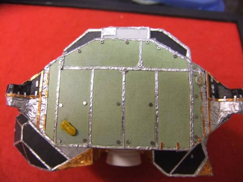 Le Module Lunaire de MONOGRAM/REVELL au 1/48ieme ! Image038