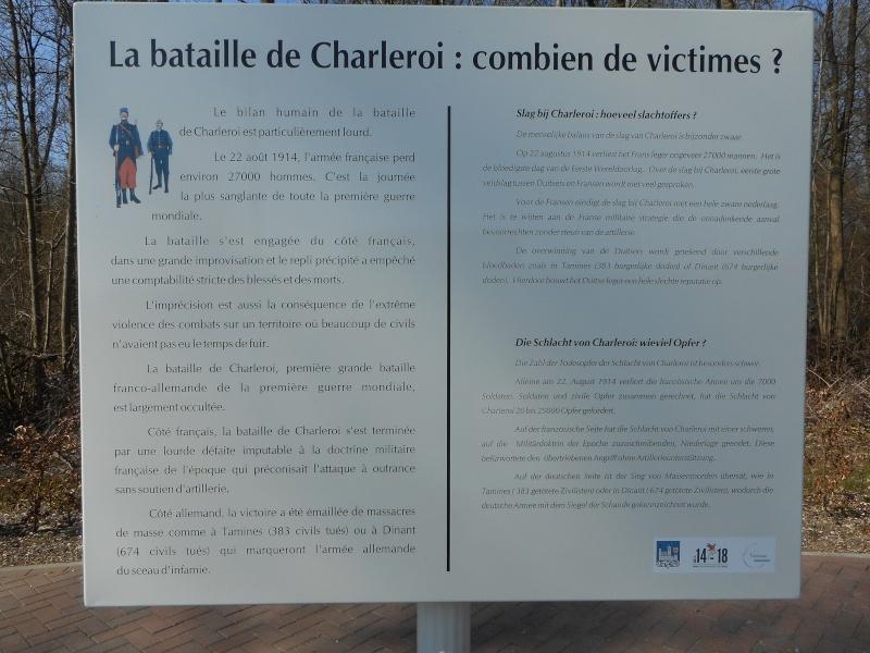 la bataille de Charleroi 00219