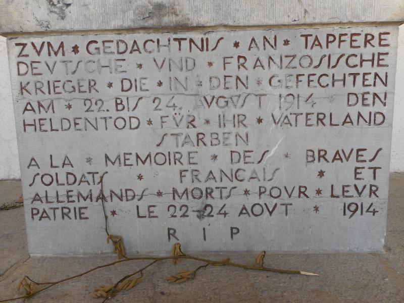 la bataille de Charleroi 01012