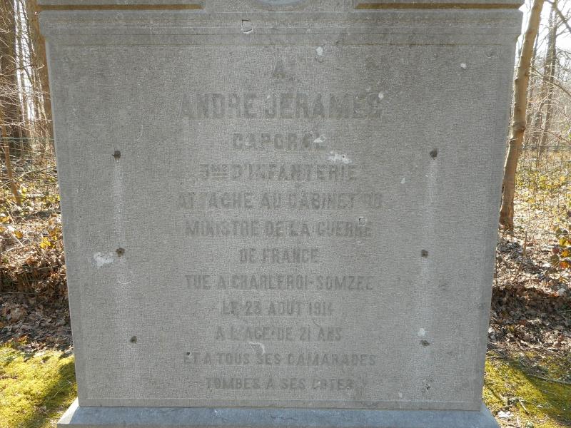 la bataille de Charleroi 02711