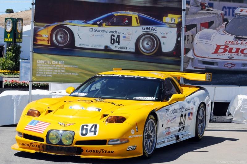 Corvette C5-R revell 99-che12