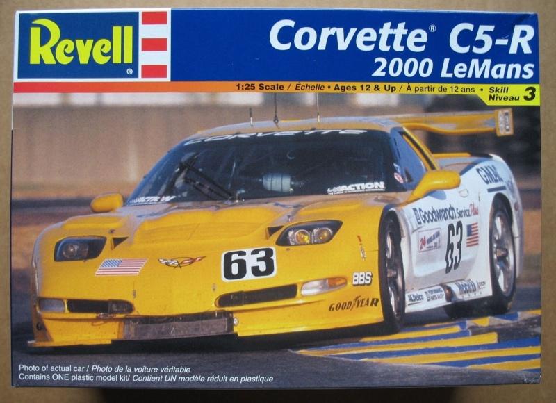 Corvette C5-R revell S-l16011
