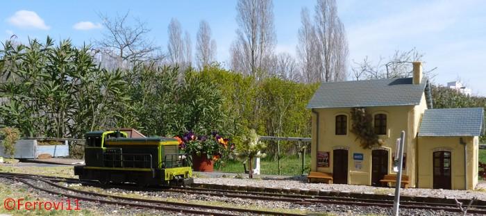 St Just sur Taude, petite gare Midi P1070219