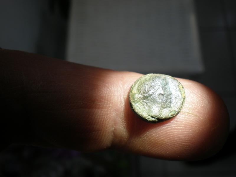 Très petite monnaie en bronze 20160215