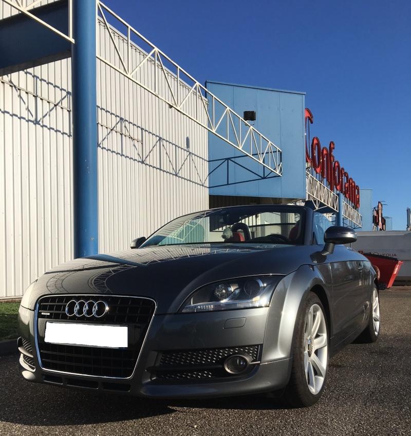 Audi TT mk2 3.2 v6 Stronic - Page 3 Img_1810