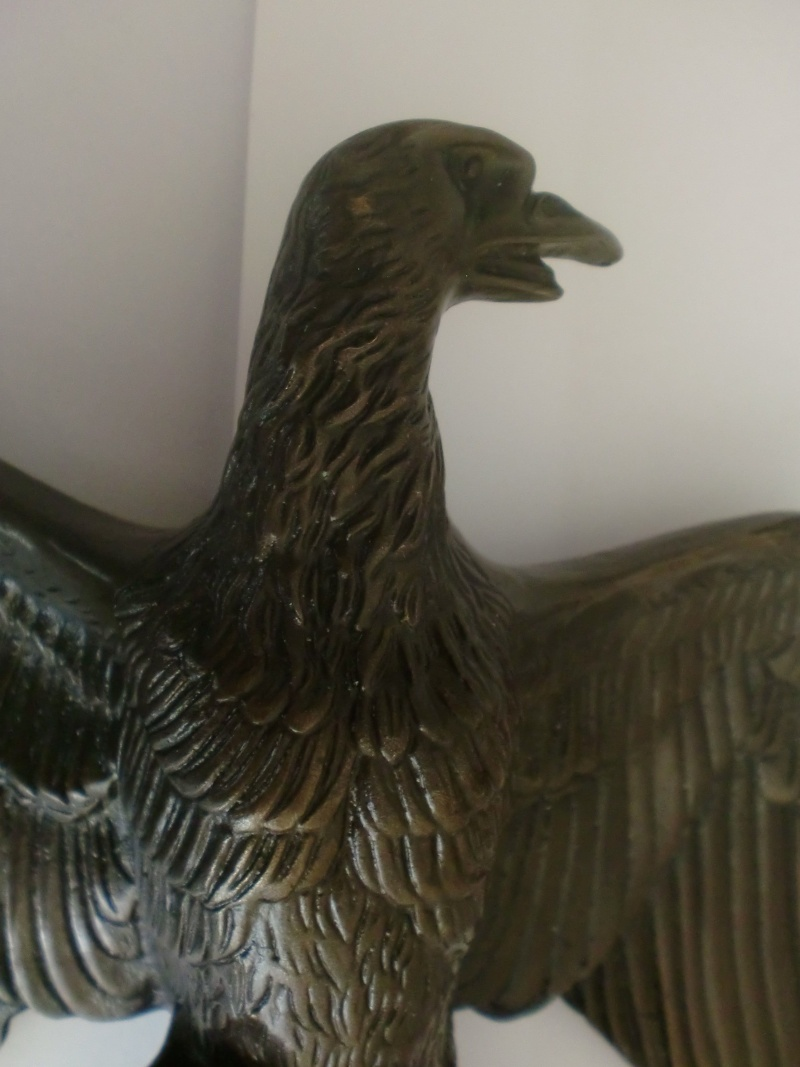 URGENT  SVP authentification Aigle Hampe 1er empire Cimg1811