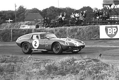 COBRA  DAYTONA 1964-1965 Sn65-j10