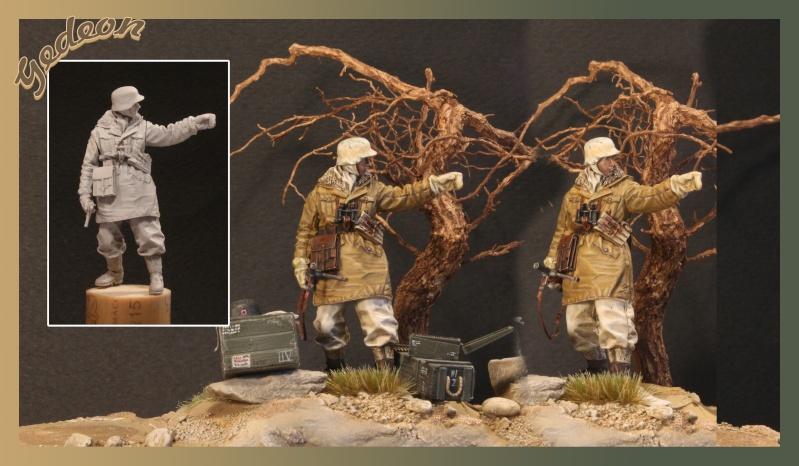 « là-bas » 3ème figurine de la marque Alpine 1/35 ref : 35064 SS Grenadier LAH Kharkov 01-tro10