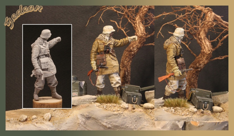 « là-bas » 3ème figurine de la marque Alpine 1/35 ref : 35064 SS Grenadier LAH Kharkov 03-tro10