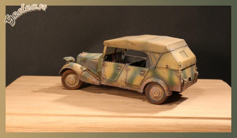 « là-bas » le 6 ème élément - Sd.Kpz.2, Type170VK de chez Mercedes (1931-1942). Img_3014