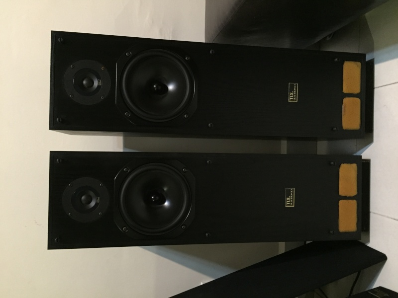 TDL RTL2 Floorstand Speakers
