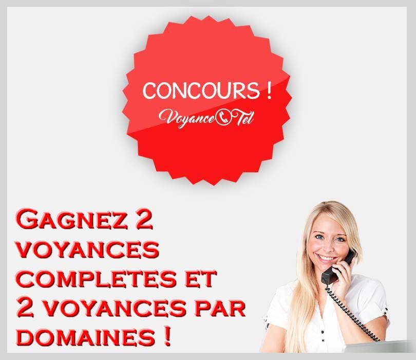 CONCOURS Gagnez 4 voyances !  Concou11