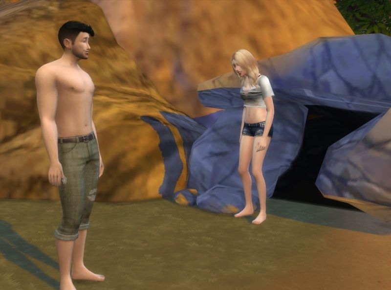 [Abandon]Brody et Angel : Le Crash 08-02-18