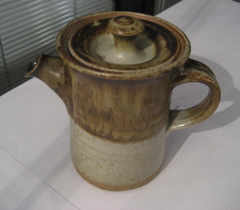 Coffee/Tea Pot With S Stamp. Is It John Singleman? Img_2520