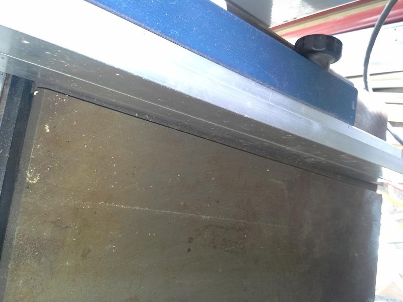 Scie à ruban RYOBI modele RBS-5518.  20160318