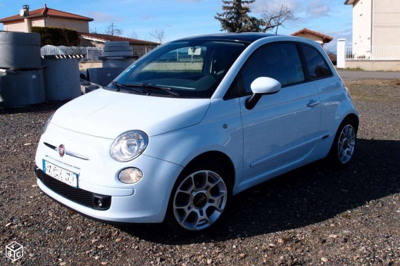 (Fiat 500 - 1.3 Mjet 75 Sport) La voiture a madame!! Fiat_511
