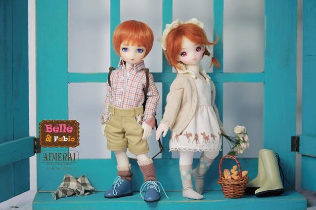 [Aimerai] Weedy & Judy - deux petites nouvelles.  12_110