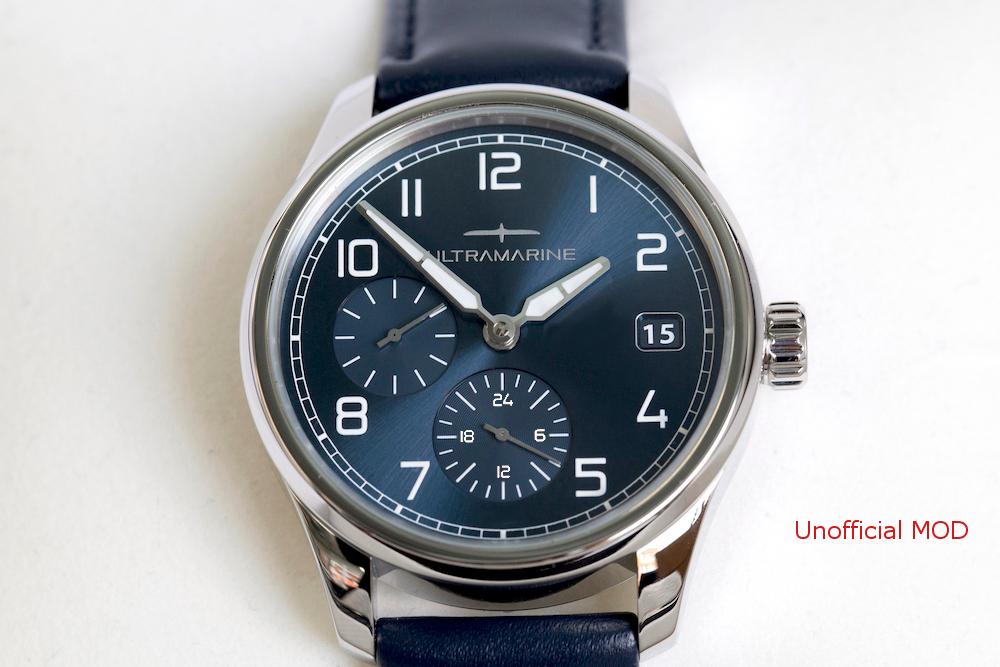 Ultramarine Morse UTC (GMT) & Eterna Cal. 3914A - Page 24 Morsem10