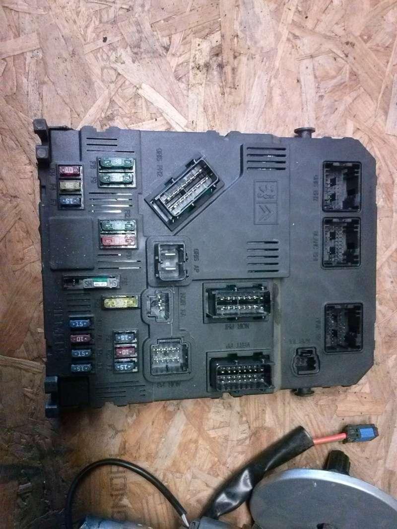 remplacement bsi calculateur et neiman. Cam00816