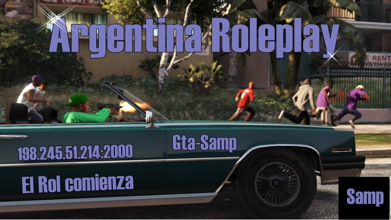 Argentina Roleplay