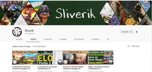 ★★★ Le Vidéaste à l'Honneur #6 | Sliverik | Venez critiquer cette chaîne ! Slivei10