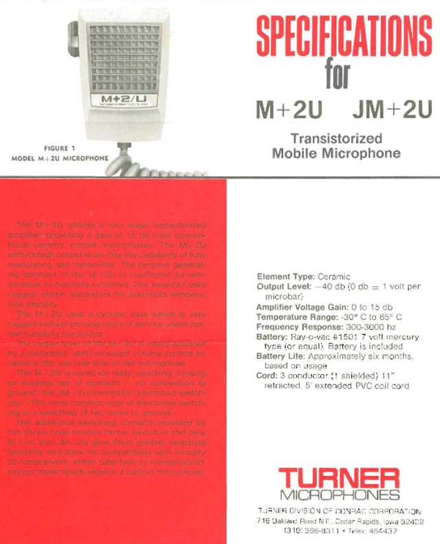 Turner JM + 2/U (Micro mobile) Turner10
