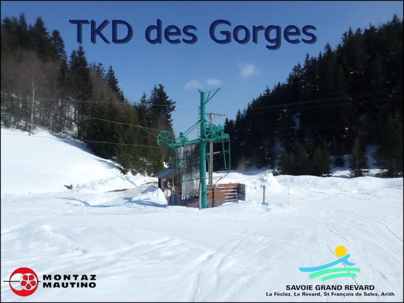 Téléski débrayble (TKD1) Gorges Banniy10