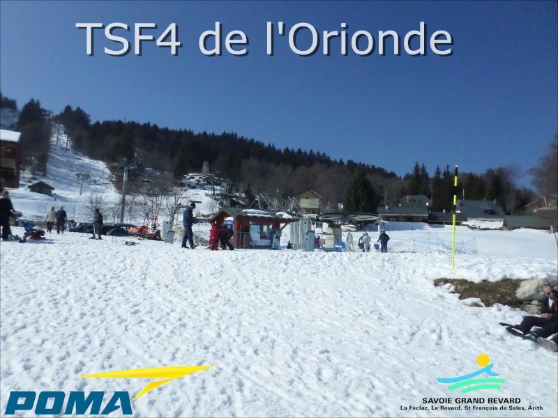 Télésiège fixe (TSF) 4 places de l'Orionde Banniy11