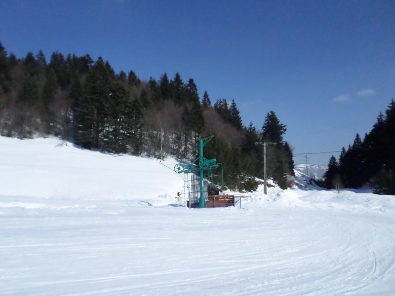 Téléski débrayble (TKD1) Gorges Gateau29