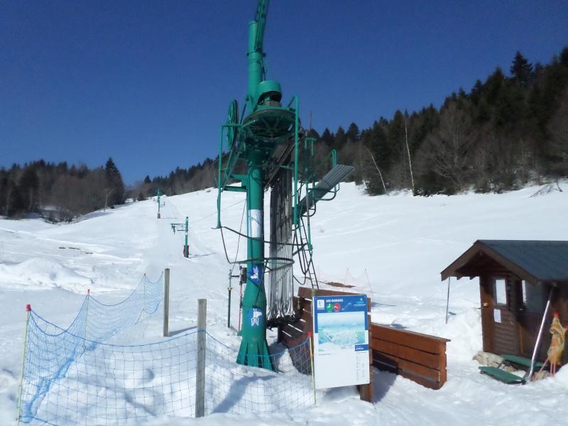 Téléski débrayble (TKD1) Gorges Gateau32