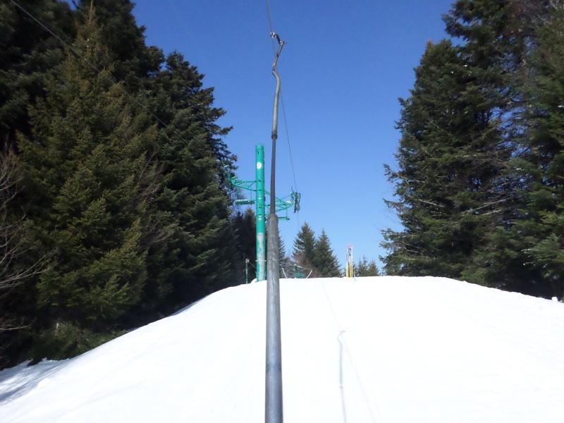 Téléski débrayble (TKD1) Gorges Gateau43