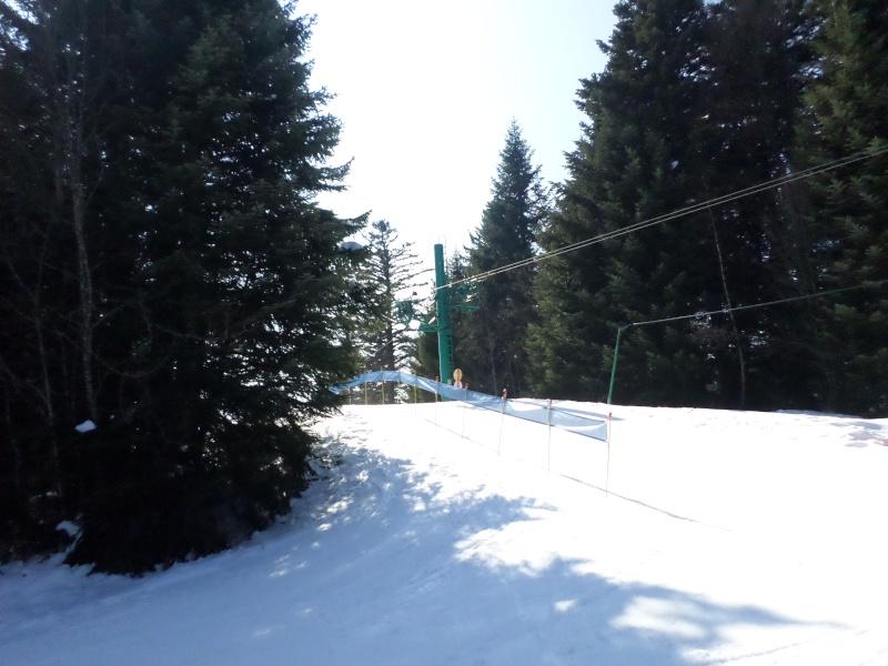 Téléski débrayble (TKD1) Gorges Gateau45