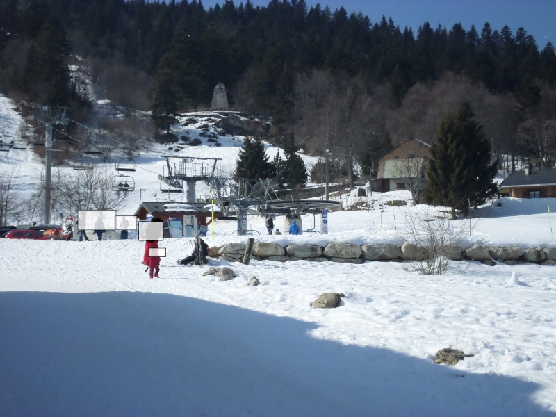 Télésiège fixe (TSF) 4 places de l'Orionde Gateau51
